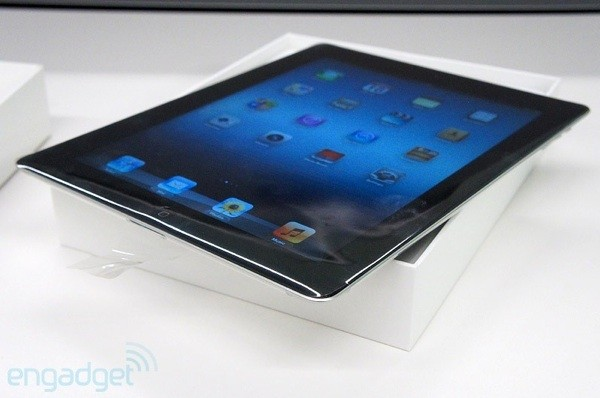 Apple's third-gen iPad now available in China, gets a peaceful introduction