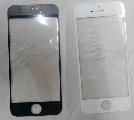 2012 iPhone's possibly finished front turns up with center camera, may straighten out crooked FaceTime chats
