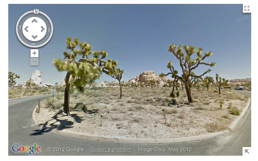 Google brings five Californiabased US National Parks into Street View