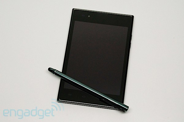 LG Optimus Vu review: a 5-inch, pen-enabled phone to take on the Galaxy Note