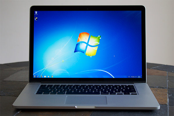DNP MacBook Pro with Retina display takes on Windows gaming