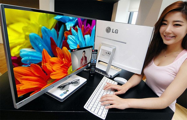 LG allinone PCs make lurid appearance on Flickr with  27inch IPS panel and Intel Ivy Bridge
