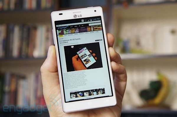 DNP  LG Optimus 4X HD review runnerup to the quadcore throne