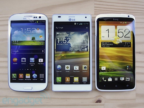 LG Optimus 4X HD review runnerup to the quadcore throne