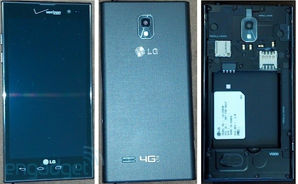 Optimus LTE II makes a cameo on Verizon as LG VS930