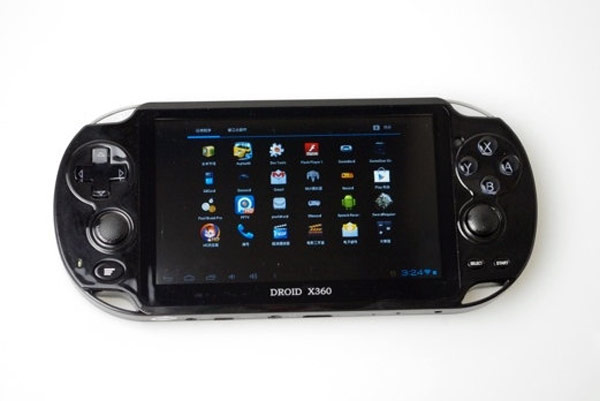 Droid X360 PS Vita clone goes for the KIRF prize, antagonizes Microsoft, Motorola and Sony at the same time