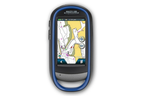 New Magellan eXplorist 510 Marine Edition sets sights on boaters