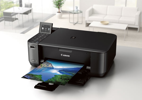 Canon expands its PIXMA line with MG2220, MG3220 and MG4220 allinones, adds AirPrint for the latter two