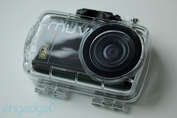 Veho Muvi HD 'NPNG' Edition action camera impressions (video)