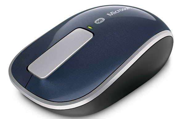 DNP Microsoft unveils Scult Touch Mouse, matching Sculpt Mobile Keyboard