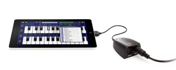 Griffin's MIDIConnect now available at $80 to make beautiful music with your iDevice