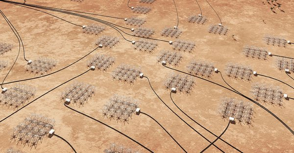 IBM cluster powers Murchison Widefield Array's radio telescope, answers mysteries of the universe faster than ever video