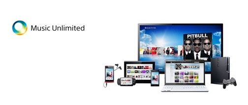 Sony Music Unlimited on multiple devices