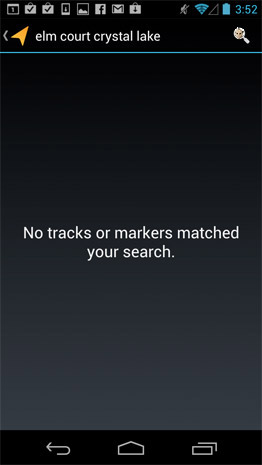 Google delivers My Tracks 20 for Android, includes playback in Google Earth and aggregation of statistics