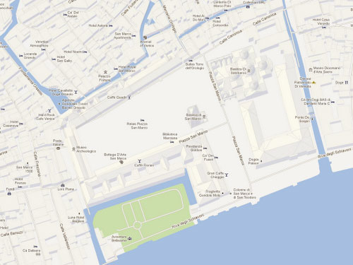 Google improves maps for several european countries, helps you follow the path well trodden