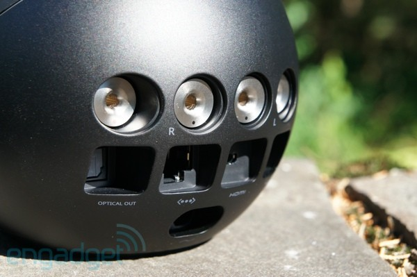 DNP Nexus Q review Google's mysterious little social streamer