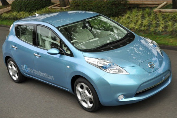 GE says its WattStations aren't behind fried Nissan Leafs, green drivers should relax