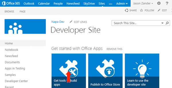 Microsoft intros new cloud app model for Office 365