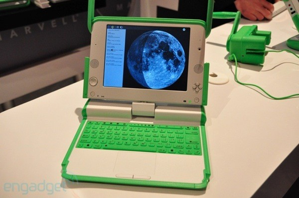 OLPC XO Touch 175 to use Neonode tech, take multitouch on world tour