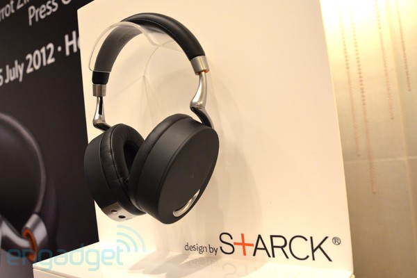 Parrot Zik launching globally in July with iOS app, Android to follow in August