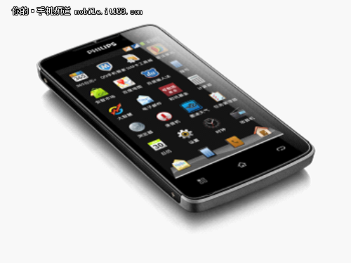 Philips W732 Android 40 smartphone coming soon to China, claims longer web surfing time than RAZR Maxx