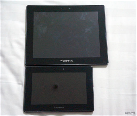 Mysterious 10inch BlackBerry PlayBook appears