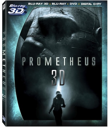 Prometheus Bluray extras leak reveals Second Screen app and 15 minutes of deleted scenes