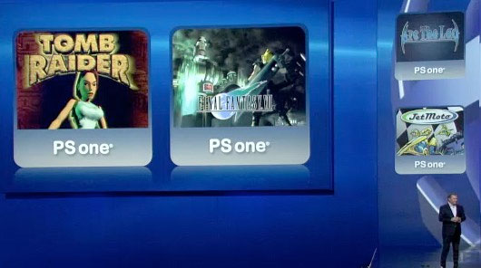 PS One classics coming to Vita in 18 update,  PS3 gets access to downloadable PS2 catalogue in Japan later this month