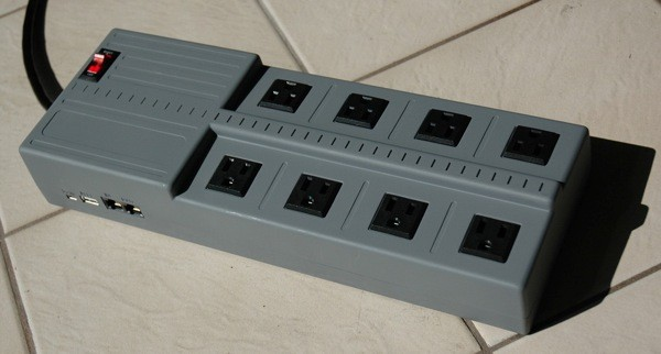 DARPAbacked Power Pwn is power strip by day, superhero hack machine by night