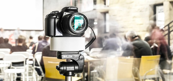 Insert Coin Radian lets you use your camera, iPhone and Android device for time lapse projects