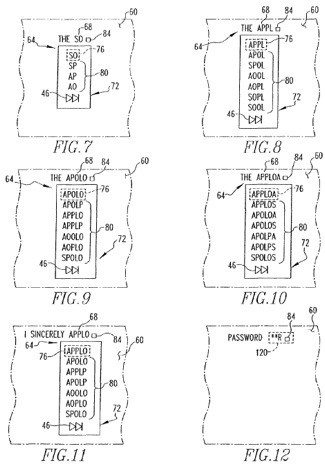 RIM gets patent for logicbased text prediction, BlackBerry 10 says hello