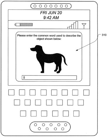 RIM patent uses motion, CAPTCHAs to stop texting and driving, shows a fine appreciation of irony
