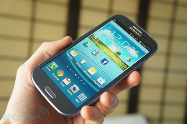 PSA Samsung Galaxy S III for AT&T hits stores