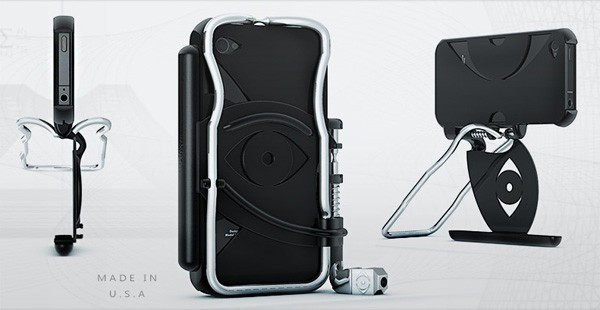 Insert Coin: Stabil-i reduces iPhone camera shake, fits in your pocket