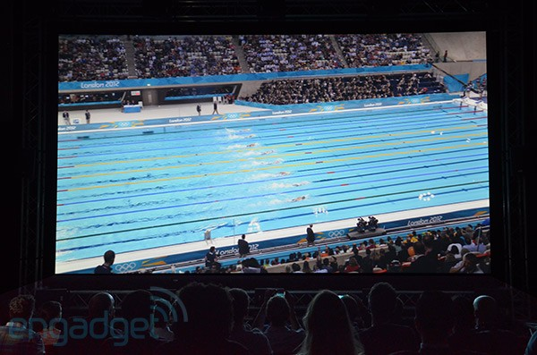 BBC shows off 33megapixel Super HiVision Olympic footage, we ask why