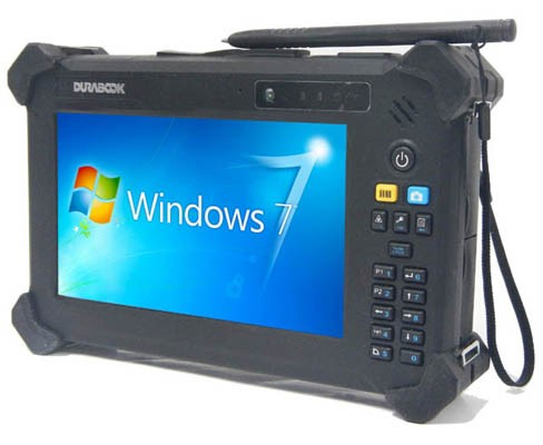 GammaTech ruggedized T7Q Windows tab announced, promptly steals your slate's lunch money