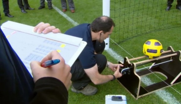 IFAB gives goalline technology the nod, first official run will be at this year's FIFA Club World Cup