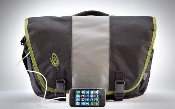 Timbuk2 Power Commute and Power Q bags will juice your tech from here to