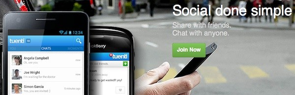 Telefonica's Tuenti social network kicks off global expansion, rolls out mobile apps 