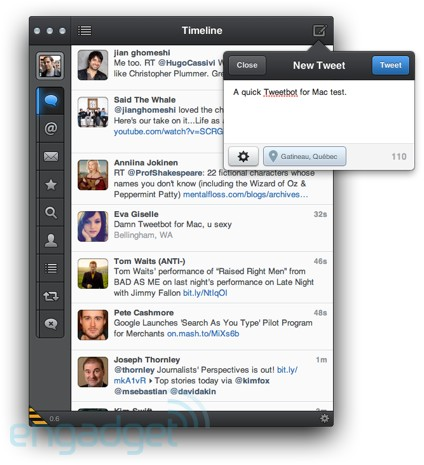 Tweetbot for Mac hits beta, runs headlong into new Twitter API rules
