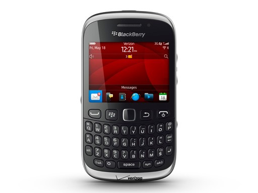BlackBerry Curve 9310 makes a straight line to Verizon, July 12th