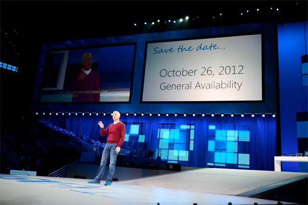 Microsoft launching Windows 8 on October 26th for new and upgrade customers