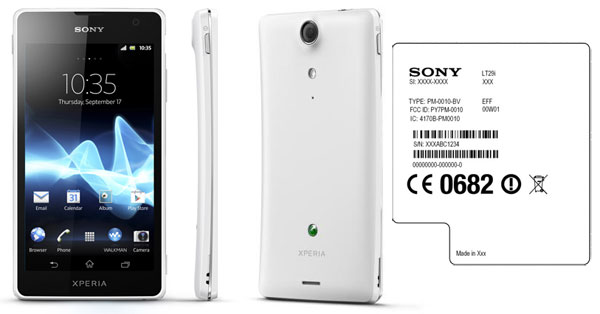 Xperia GX goes through federal inspection, is still the Sony phone we want