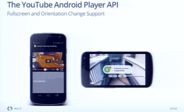 Google slips out YouTube Android Player API, thirdparty apps get the full Nyan Cat experience video