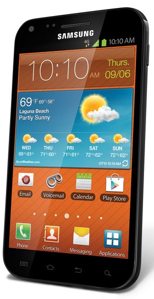 Boost Mobile launches Samsung Galaxy S II 4G September 6th for $360