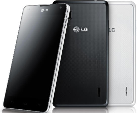 LG Optimus G revealed 15GHz quadcore CPU, ICS, LTE, 47inch screen with incell touch