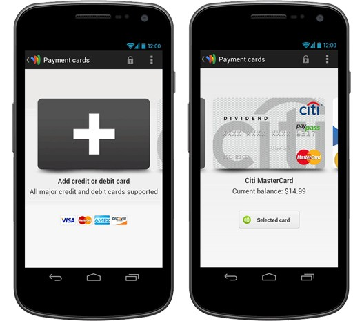 Google Wallet moves to the cloud, opens up to all credit and debit cards