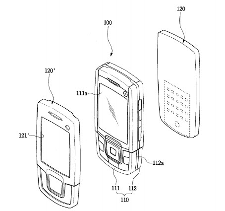 Samsung patents perfume-packing cell phone... again
