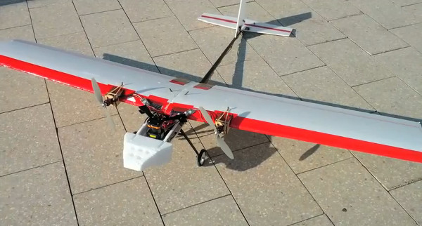 MIT researchers develop highly agile autonomous plane