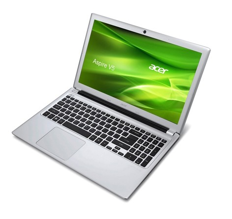 Acer announces Aspire M3 and Aspire V5 Ultrabooks with touchscreens